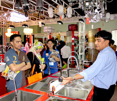 Jerudong Bridex Exhibition 2012