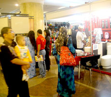 The Mall Gadong Exhibition 2011